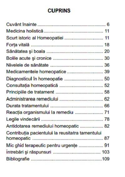 Bonusuri carte Medicina Naturista 10